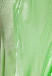 Weekday - WAVE SKIRT - Áčková sukně - green light - 2