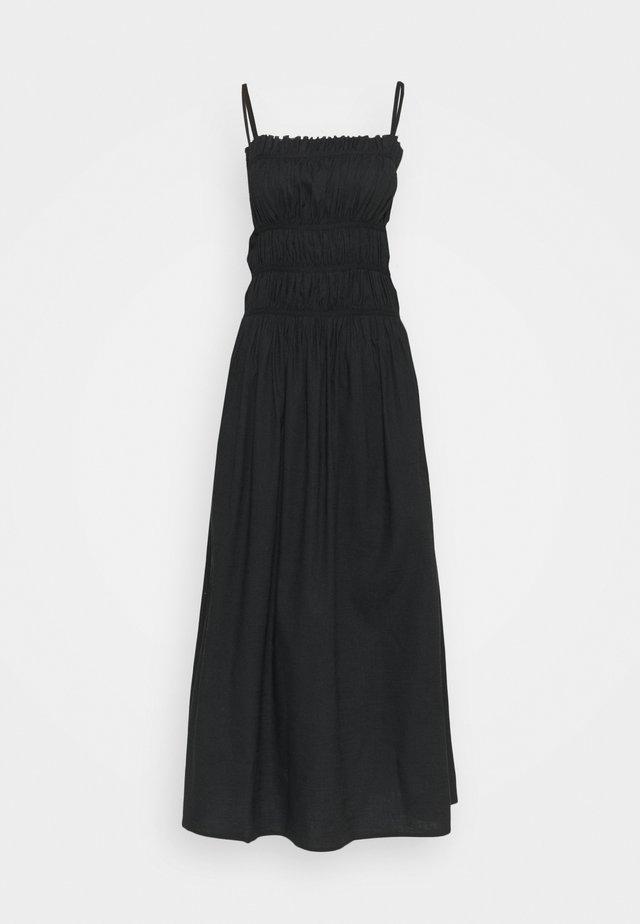 LOLA DRESS - Robe d'été - black
