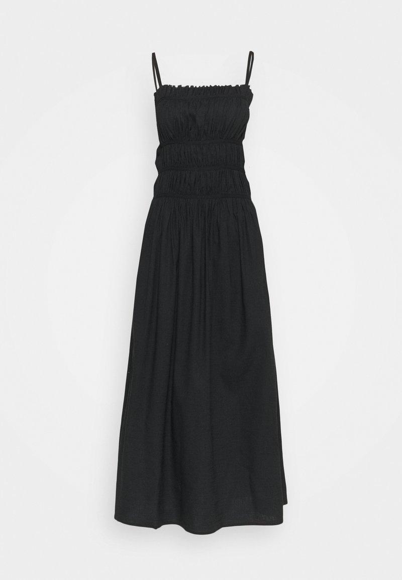 Cult Gaia - LOLA DRESS - Denní šaty - black