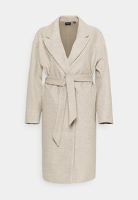 Vero Moda Petite - VMFORTUNE - Classic coat - silver mink/melange - 0