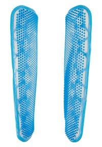 Nike Performance - MERCURIAL FLYLITE SUPERLOCK UNISEX - Shin pads - blue hero/white/obsidian - 3