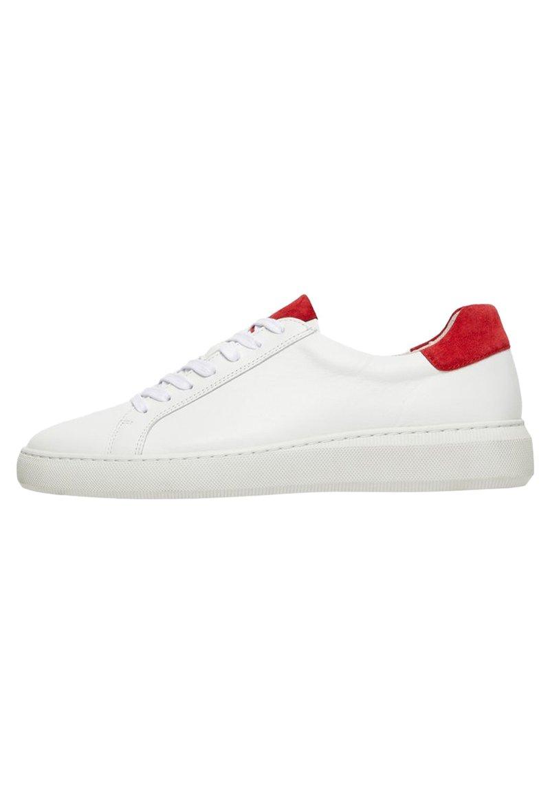 Bianco - Sneakersy niskie - red