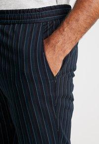 Topman - Trousers - dark blue - 3