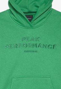 Peak Performance - Hoodie - jelly bean - 3