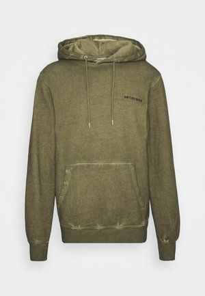CASUAL HOODIE - Sweat à capuche - green crush