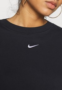 Nike Sportswear - DRESS - Jersey dress - black/white - 5