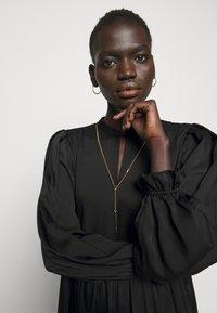 Bruuns Bazaar - EMILLEH RAVEN DRESS - Maxi dress - black - 3