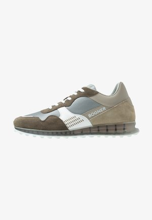 ESTORIL - Trainers - brown/white/beige