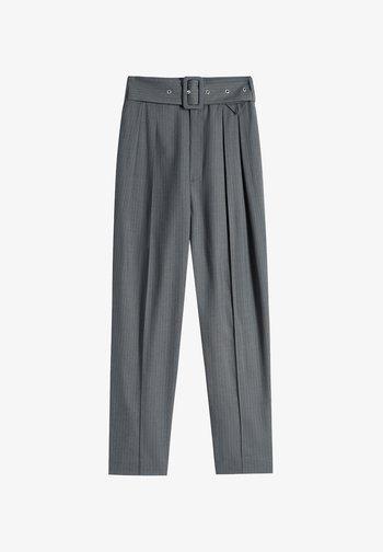 Pantalones - dark gray