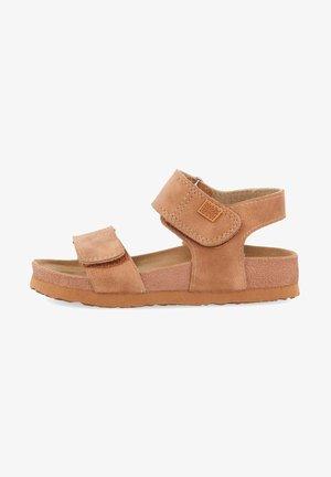 BAELEN - Sandals - cuero