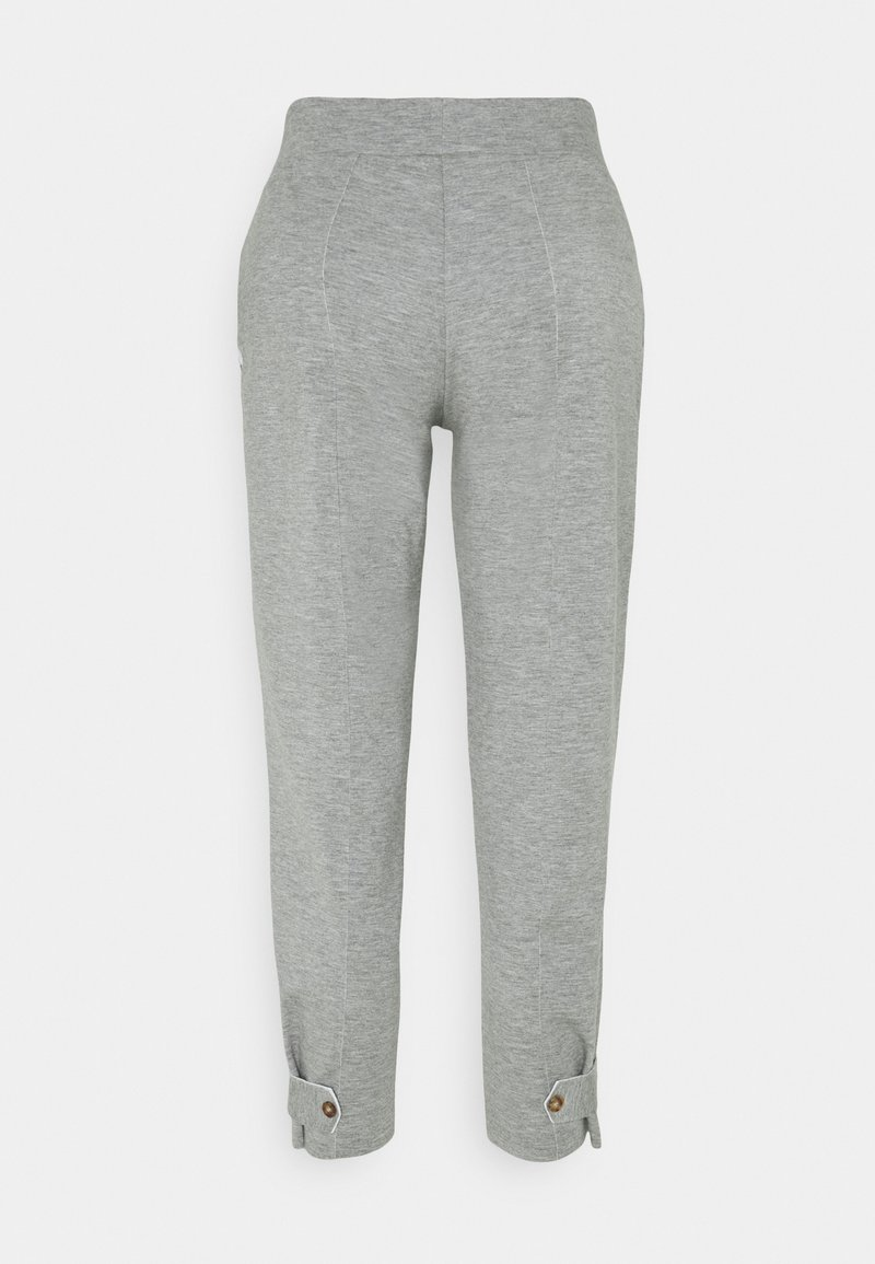 RIANI - Tracksuit bottoms - busy grey