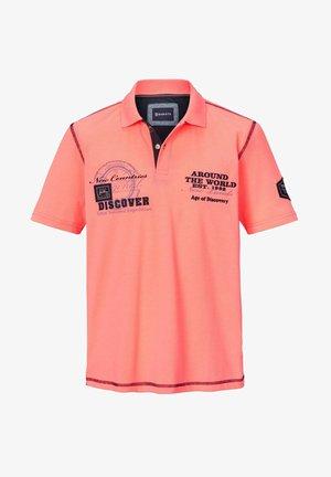 Polo shirt - neonrot
