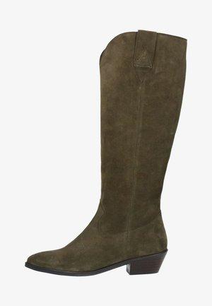Boots - grün