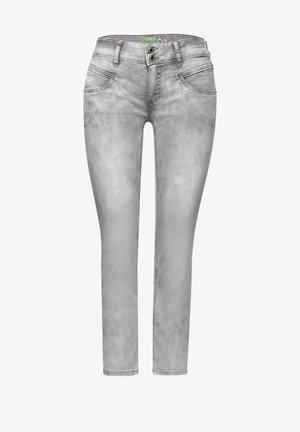 Jeans slim fit - grau