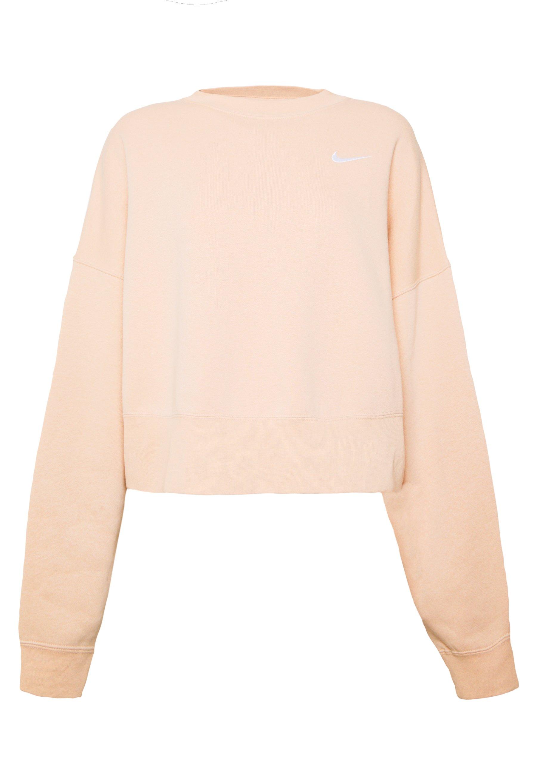 Nike Sportswear CREW TREND Sweater oatmealBeige