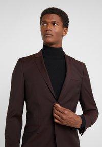 HUGO - Suit jacket - dark red - 4
