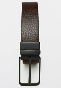 Massimo Dutti - Belt business - black - 2