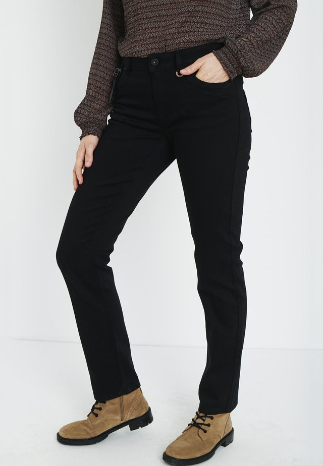 PZEMMA  - Jeans Skinny Fit - black denim