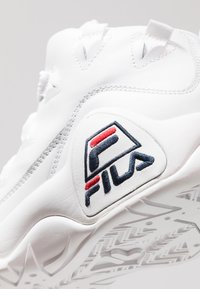 Fila - High-top trainers - white - 5