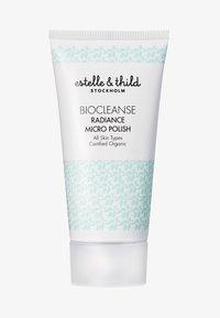 Estelle & Thild - BIOCLEANSE RADIANCE MICRO POLISH 50ML - Face scrub - - - 0