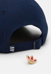 adidas Originals - SAMSTAG - Kšiltovka - navy - 3