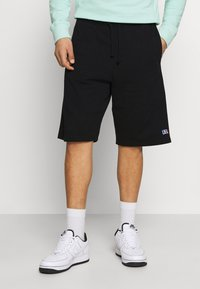Russell Athletic Eagle R - FORESTER - Shorts - black - 0