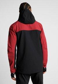 Fox Racing - PIT JACKET - Soft shell jacket - cardinal - 2