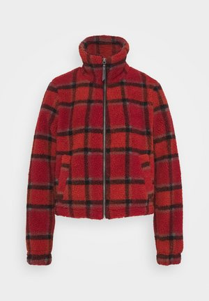 NMNICHELA JACKET - Vinterjakker - red