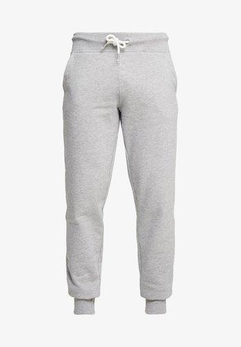 Träningsbyxor - mottled light grey