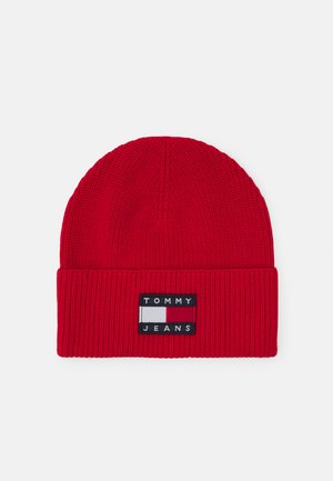 HERITAGE BEANIE - Pipo - red