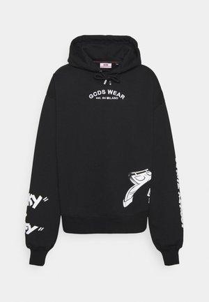 HOODIE LOONEY TUNES UNISEX - Sweatshirts - black