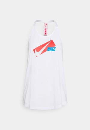 DRY ELASTIKA - Camiseta de deporte - white/chile red