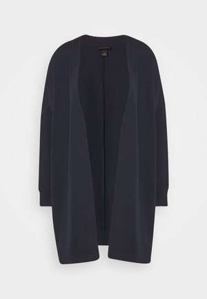 CAMILLA CARDIGAN - Zip-up hoodie - dark blue navy