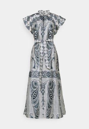 KAROOKH LONG DRESS A - Maxi dress - offwhite