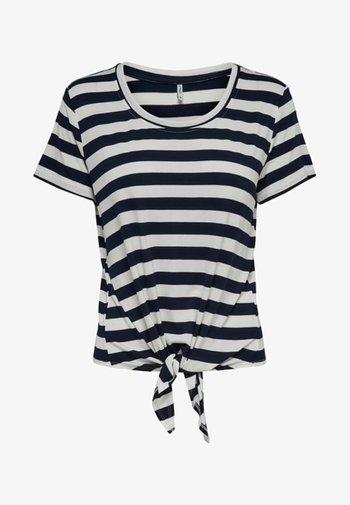 ONLARLI  - Print T-shirt - grey