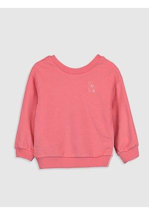 SWEAT - Sweatshirt - pink