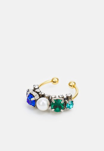Ring - gold-coloured/multi
