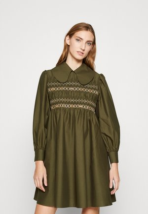 SHORT DRESS - Vapaa-ajan mekko - verdastro