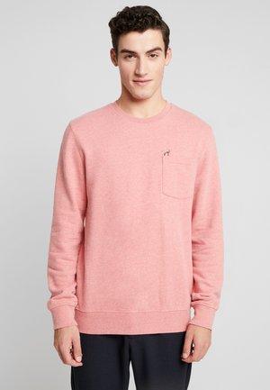 Sweater - red melange