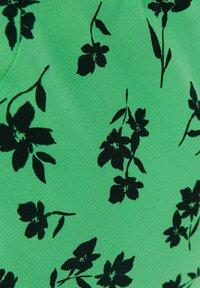 Bershka - Jupe trapèze - green - 5
