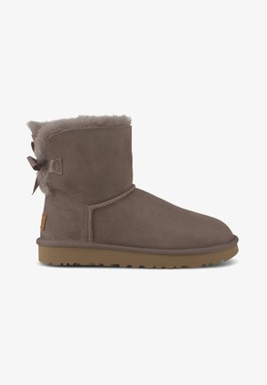 MINI BAILEY BOW II - Winter boots - taupe