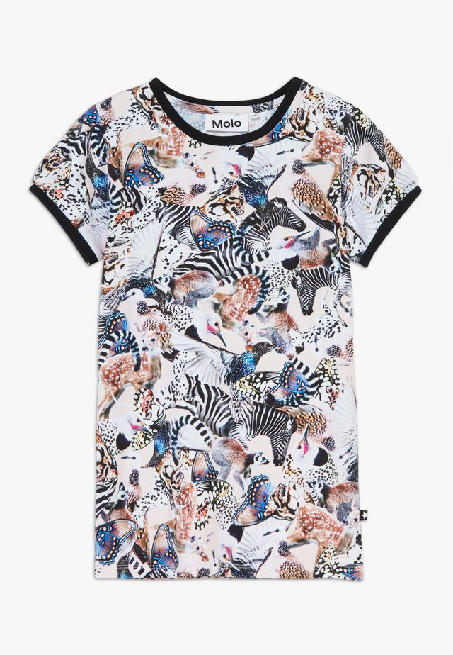 RIMONA - T-shirt imprimé - twister