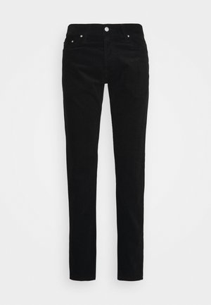 KLONDIKE PANT ALBANY - Trousers - black rinsed