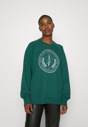 HOPE SEAL - Sweatshirt - dark emerald