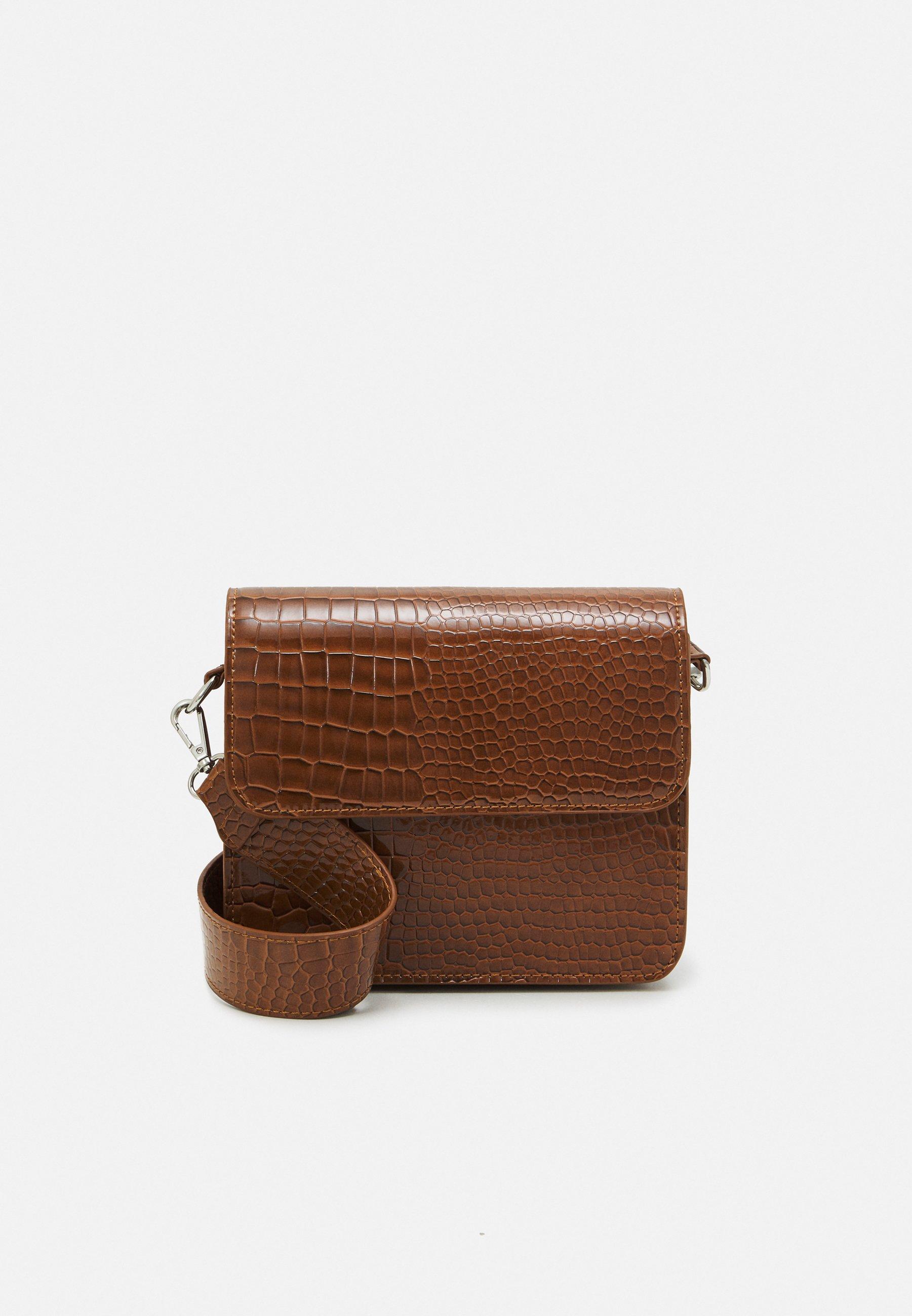 Women CAYMAN SHINY STRAP BAG - Across body bag