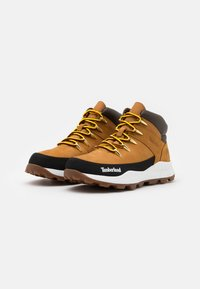 Timberland - BROOKLYN EURO SPRINT - Baskets montantes - wheat - 1