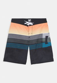 DC Shoes - KUSECK - Swimming shorts - black - 0