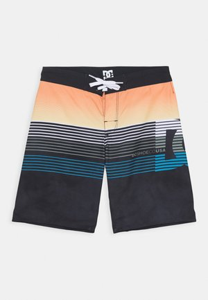 KUSECK - Swimming shorts - black