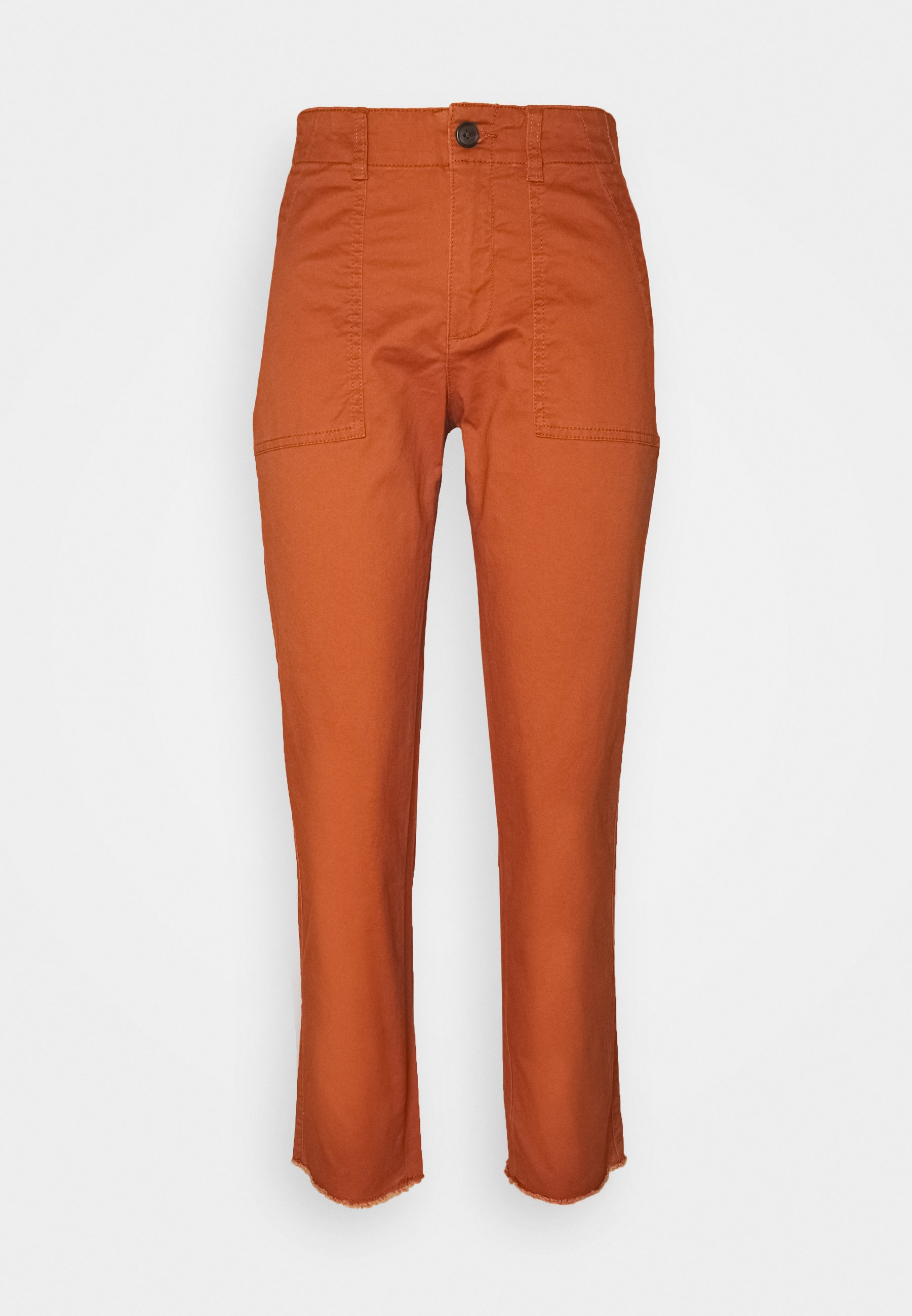 GAP GIRLFRIEND UTILITY Bukse rusty Zalando.no