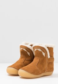 Kickers - SOFUR - Baby shoes - camel - 3